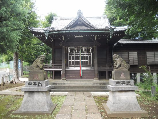 Tsutsumikata Shrine