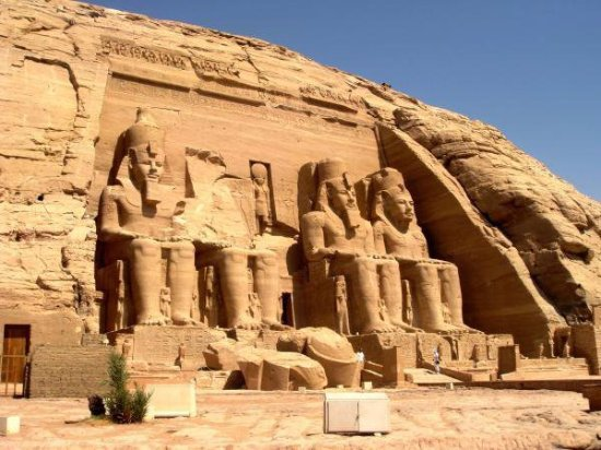 Temple of Ramses II - Picture of Abu Simbel Temple Complex ...