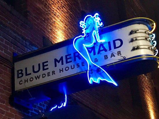Blue Mermaid Restaurant & Bar