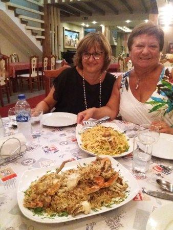 Divjake, Albania: Delirio del gusto