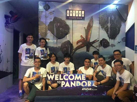 Locked Danang- Escape Room Game
