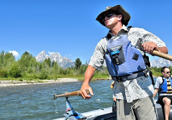 Solitude Float Trips: Guide Reed Thornock