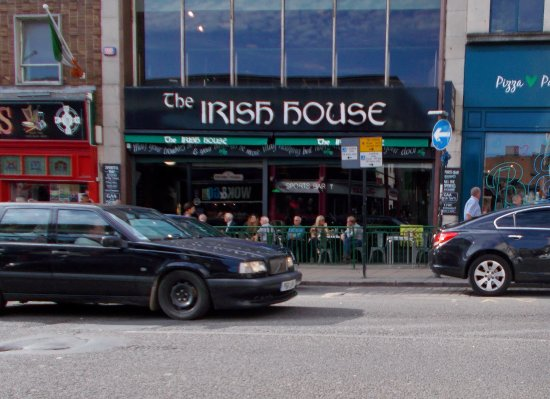 ‪The Irish House‬