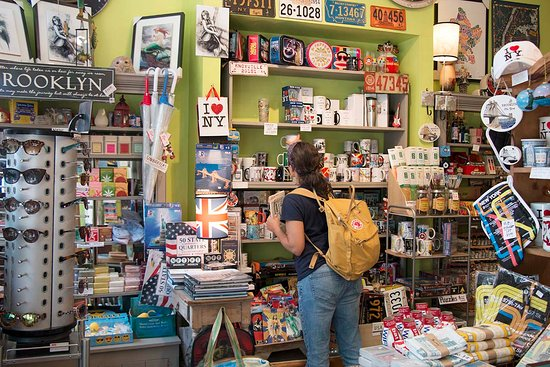 Gift Man: Brooklyn Gifts and Souvenirs