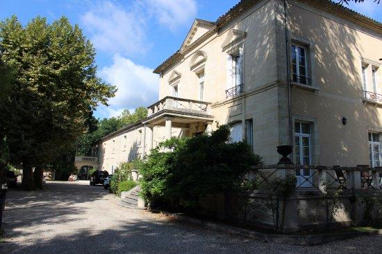 Domaine de Valmont : direction de l'accueil
