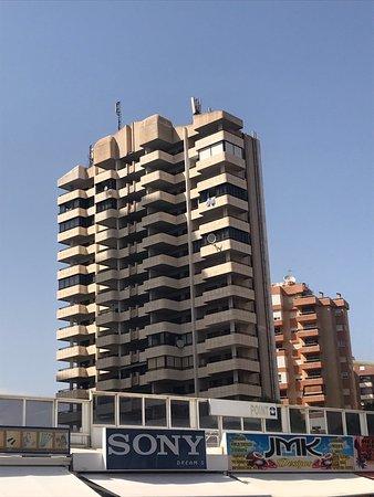 Apartamentos Luxmar Bild
