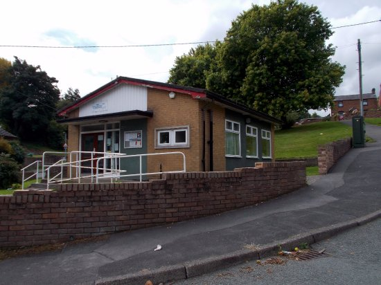 Bagillt Community Library