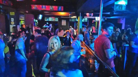 Reflex, the 80's bar
