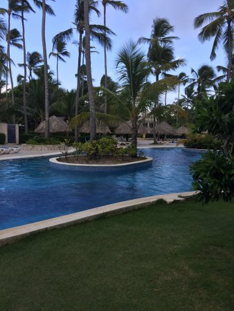 Majestic Colonial Punta Cana: 2116 swim up room view