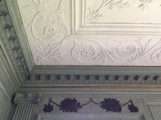Drayton Hall : Gorgeous architectural details