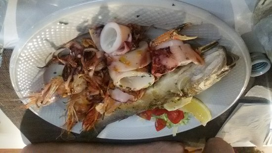Ristorante Pizzeria La Palma: Grigliata mista di pesce_large.jpg