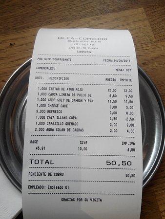 Olea comedor cuenca restaurantanmeldelser tripadvisor for Olea comedor cuenca