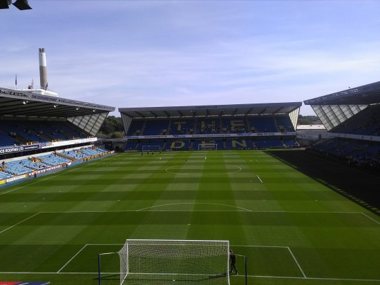 Millwall Football Club Stadium