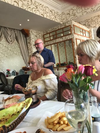 Tayview Hotel Dundee Restaurant