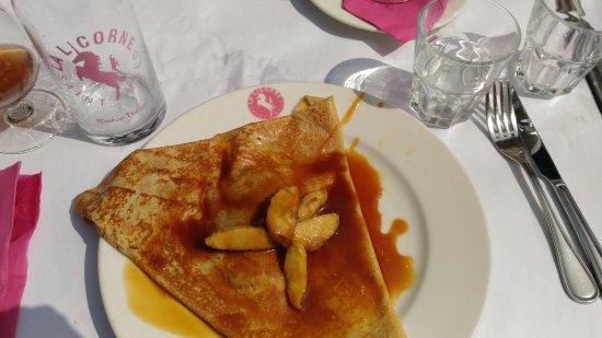 Restaurant la licorne dans saint malo avec cuisine - Cours de cuisine saint malo ...