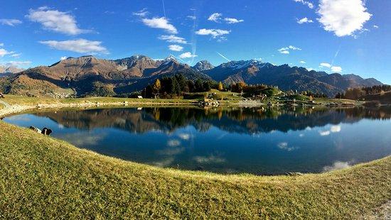 Fiss, Austria: Wolfsee
