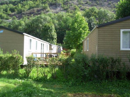 Notre arriv e apr s qu 39 il ait nettoy for Camping la piscine bourg oisans