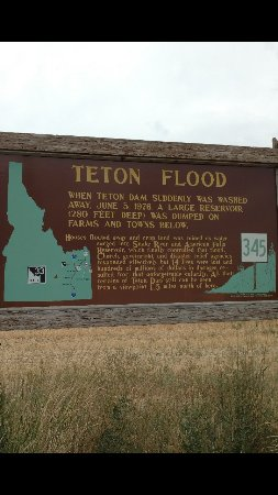Teton Dam (Newdale) - ATUALIZADO 2019 O que saber antes de