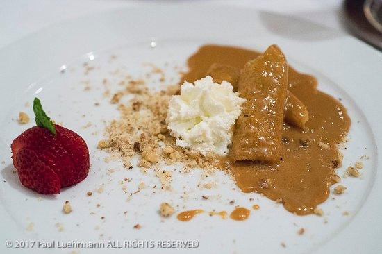 Sazon: Crepes dessert