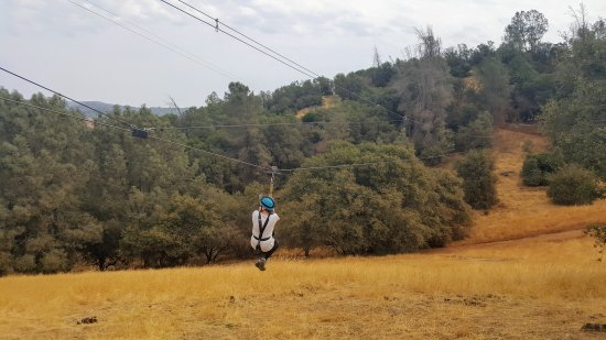 Yosemite Ziplines and Adventure Ranch: We had the BEST TIME EVER!!!!Thank you to Keely and Mark our instructors .They were absolutely a