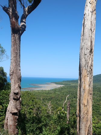 ‪‪D'Arcy of Daintree 4WD Tours‬: Stunning views‬