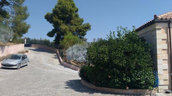 Archanes, Grecia: The entrance