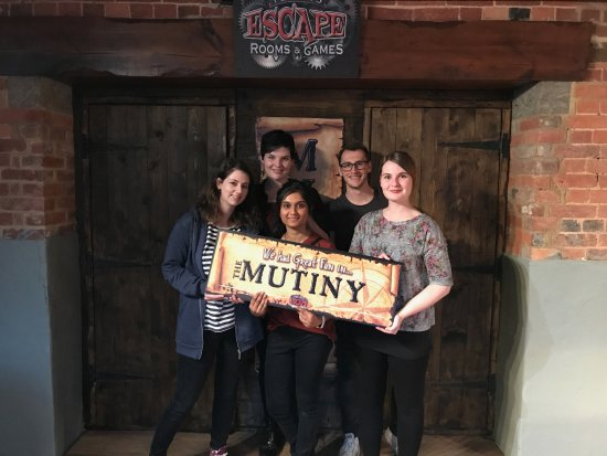 ‪Tulleys Escape Rooms & Games‬