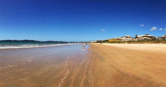 Pousada das Amoras: Praia Rasa - a 350 metros da pousada