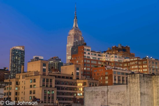 The GEM Hotel Chelsea: Roof Top View