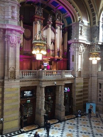 Kelvingrove Museum Cafe Review