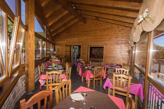 Restaurante camping laspaules: menú y picoteo