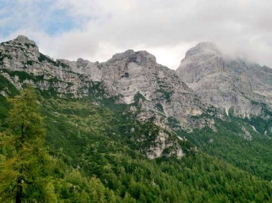 Erto e Casso, Италия: Spalla del Duranno
