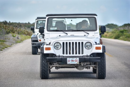 Jeep Riders Cozumel