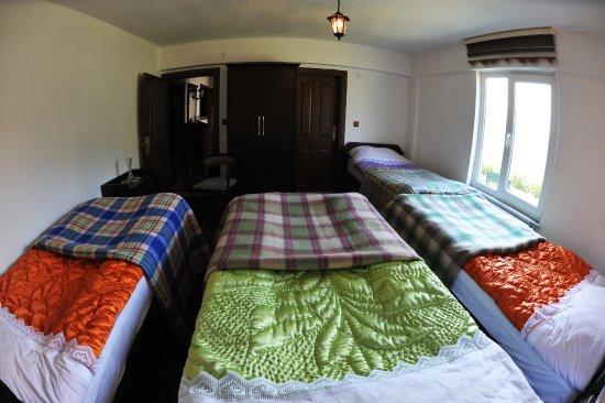 Sullu Dag Evi: 4 kişilk oda