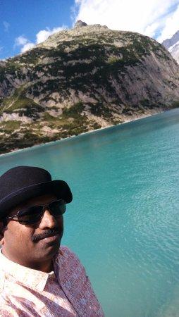 Иннерткирхен, Швейцария: Beautiful Lake