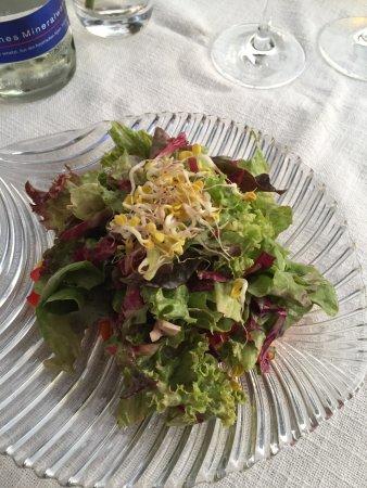 Unterwossen, Germany: Hervorragendes Abendessen