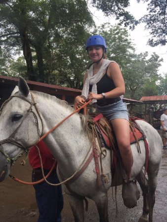 Playa Negra, Costa Rica: Horseback riding