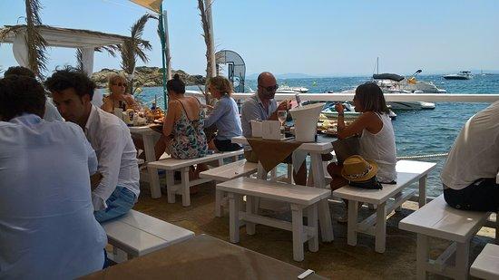 Vistabella : Strandbar