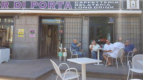 For DI Porta Caffe'