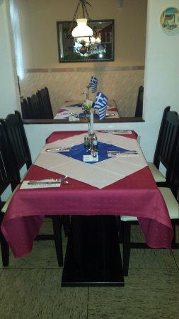 Mulheim-Karlich, Allemagne : Restaurant Meteora