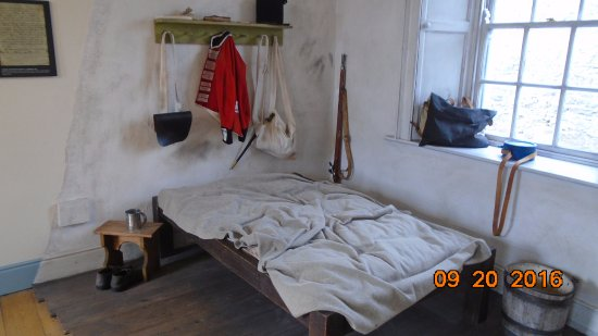 Dungarvan, Ireland: Officer's quarters of long ago