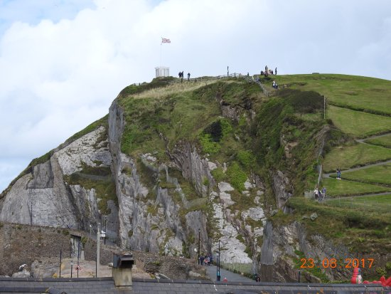 Ilfracombe, UK: Capstone Hill