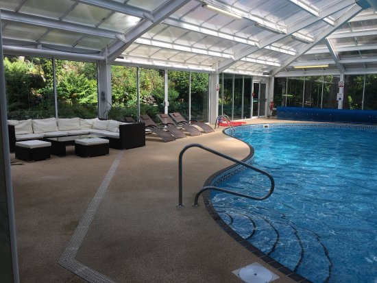 Pool View Of Crieff And Single Room Picture Of Knock Castle Hotel Spa Crieff Tripadvisor