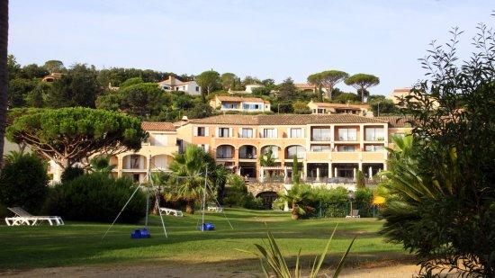 Hotel Les Jardins De Sainte Maxime Vu D Ensemble Une Partie
