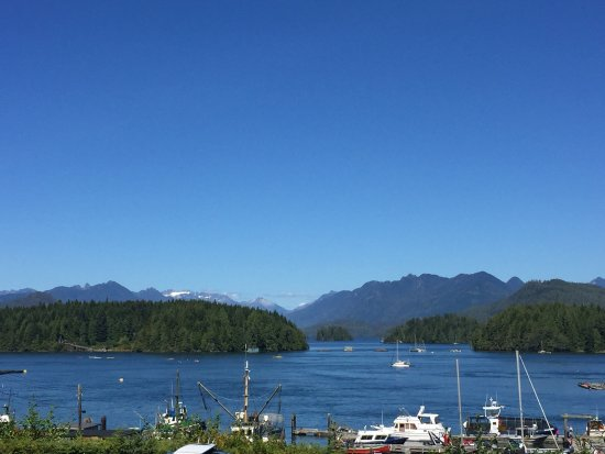 Tofino Motel HarbourView ภาพถ่าย