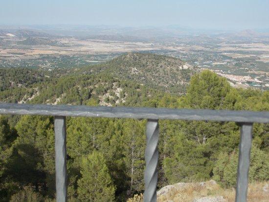 Moratalla, España: vu de la terrasse