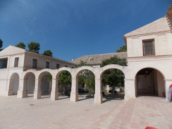 Moratalla, España: entrée pour l'hôtel