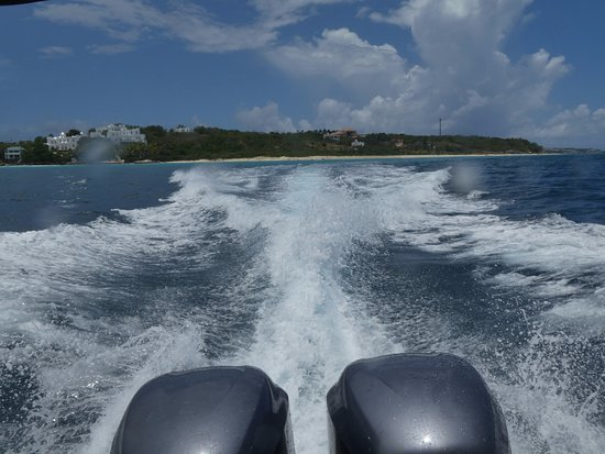 Oyster Pond, St Marteen/St. Martin: Fun in the sun