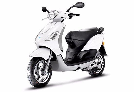 Moto Empire Santorini: Sym 125cc