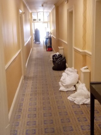 The Imperial Hotel: Cleaning Service